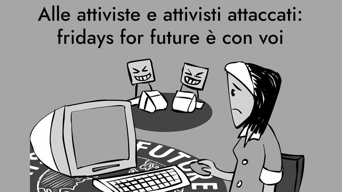 Bullismo e Cyberbullismo contro le attiviste e gli attivisti
