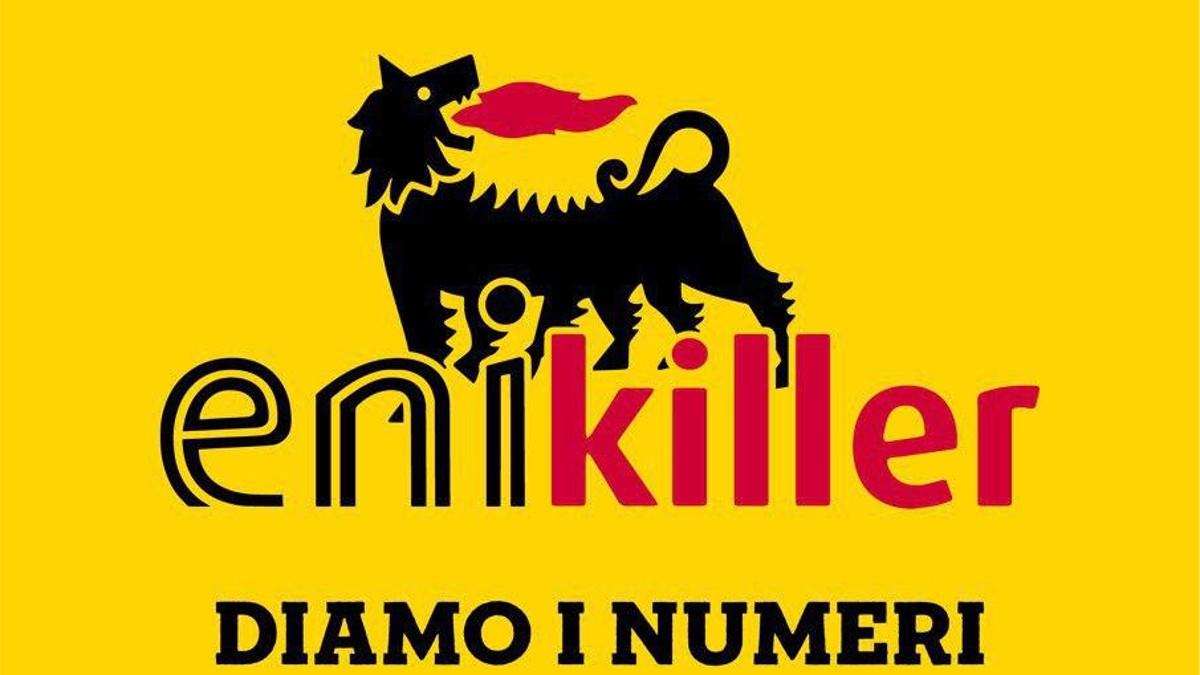 ENI CLIMATE KILLER #CIAVVELENI