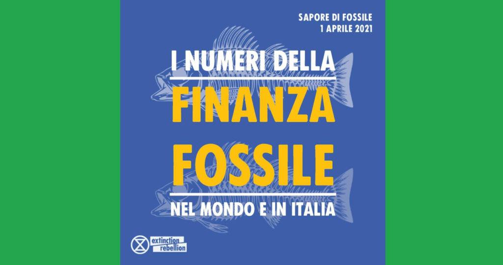 Giornata mondiale di ribellione contro la finanza fossile