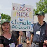 ELDERS STAND WITH YOUTH: le generazioni più anziane supportano i giovani!